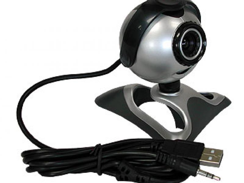 WEBCAM USB 2.0 3M PIXELS