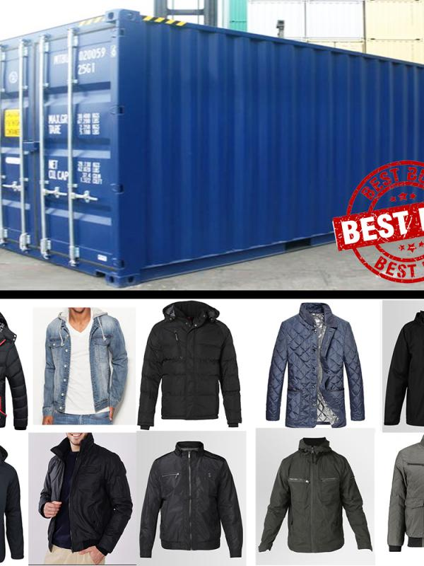 Liquidaciones de stocks de Assorted Mens Winter Jacket / Parka OFFER UK al por mayor