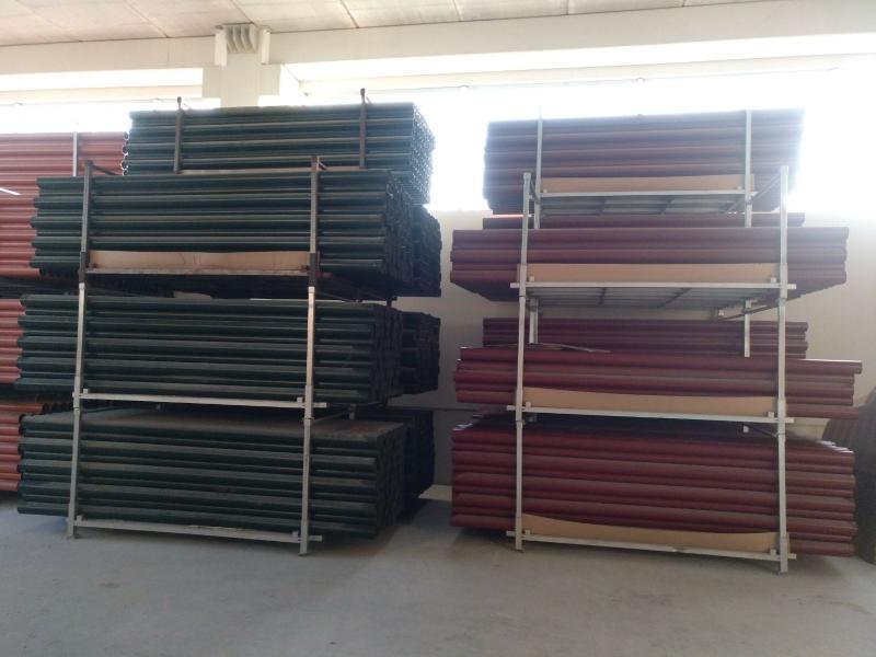 Liquidación de stock de material de construcción